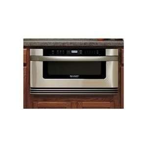 Sharp KB6002LS Built In Microwave Ovens