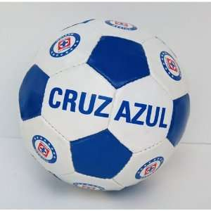 Cruz Azul Mexican Official Soccer Ball   Blue // White
