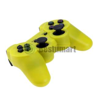 wireless bluetooth controller for sony ps3 playstation 3 game control