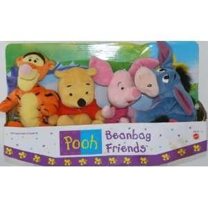 Friends   Winnie The Pooh / Tigger / Piglet / Eeyore Toys & Games